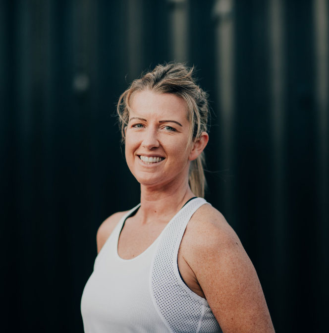 Jodyne Jord - MHR Fitness success story